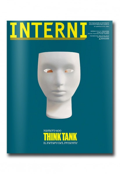 Alienology in interni magazine for Software design interni